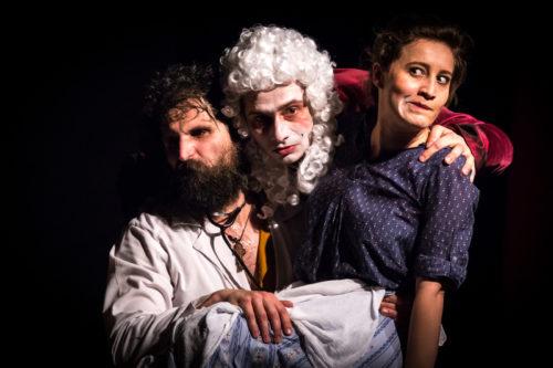 Cultură'n Șură – Teatru pe șoseaua de centură
